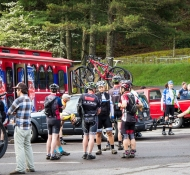 Pisgah Stage Race 2015-1