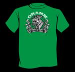 2016 ORAMM Tshirt Green