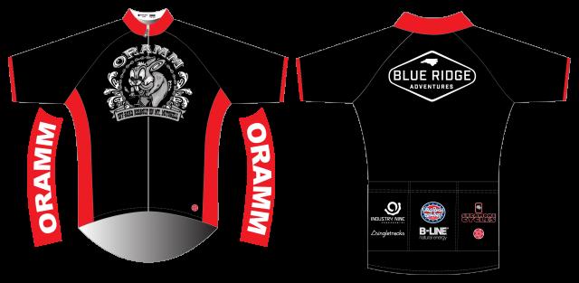 2016 ORAMM jersey