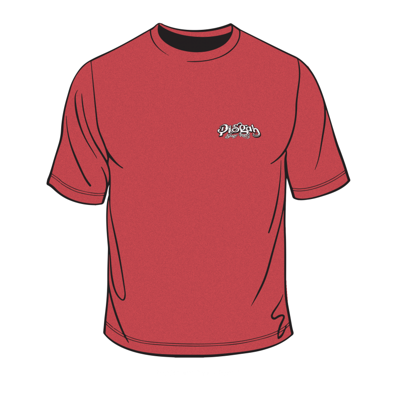2022 PSR Finishers Tee front