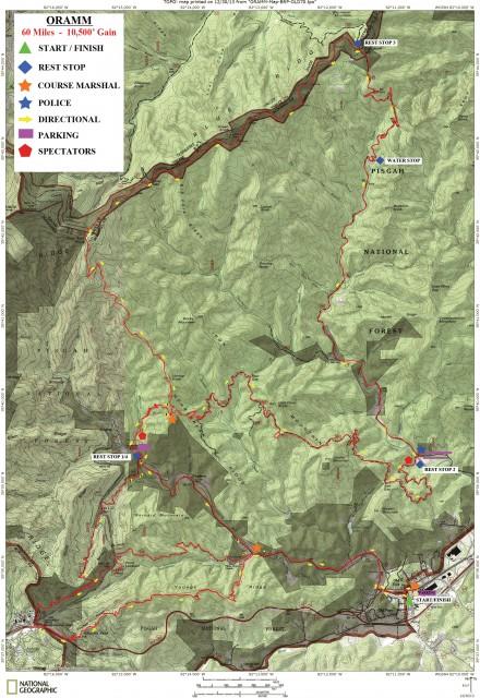 ORAMM-Map