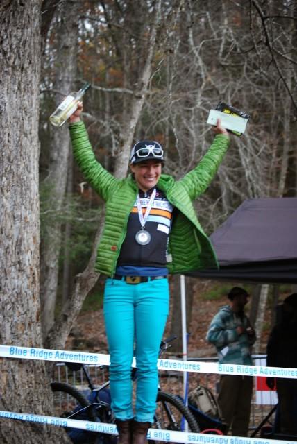 Nina Otter takes the top spot at Swank 65