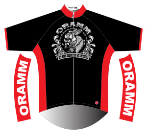 2016 ORAMM jersey front