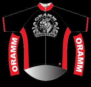 2016 ORAMM jersey front